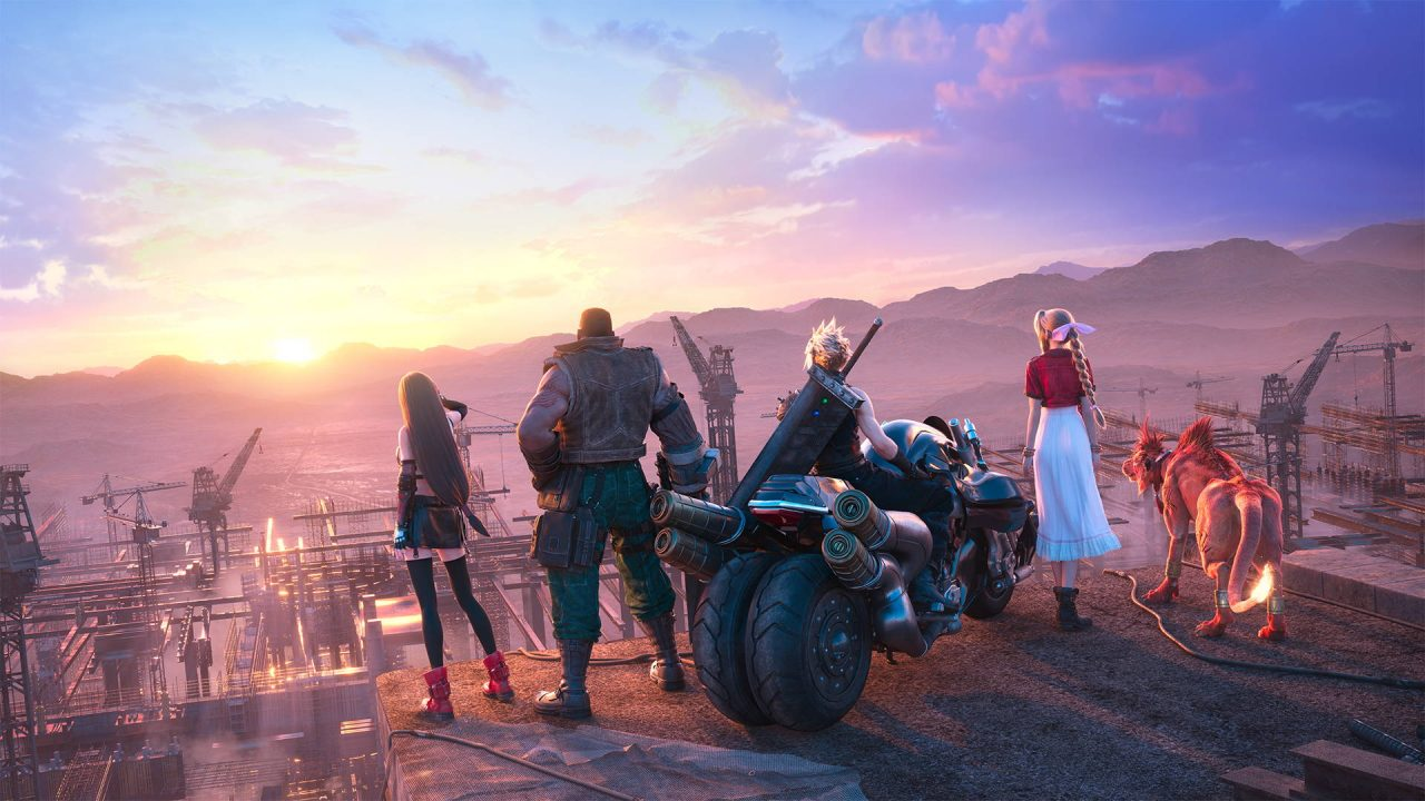 Square Enix lâche de nouveaux visuels pour Final Fantasy VII Remake Intergrade
