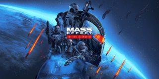 Les résolutions et framerates des différentes versions de Mass Effect Edition Légendaire