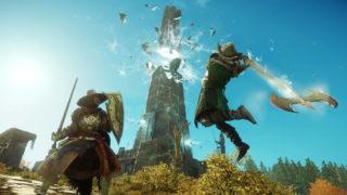 New World, le MMO d'Amazon Game Studios, se montre un peu plus