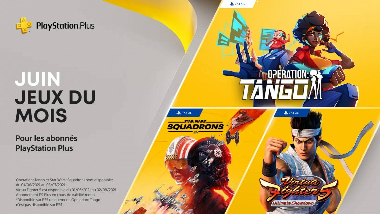 PlayStation Plus – Les jeux gratuits de juin 2021
