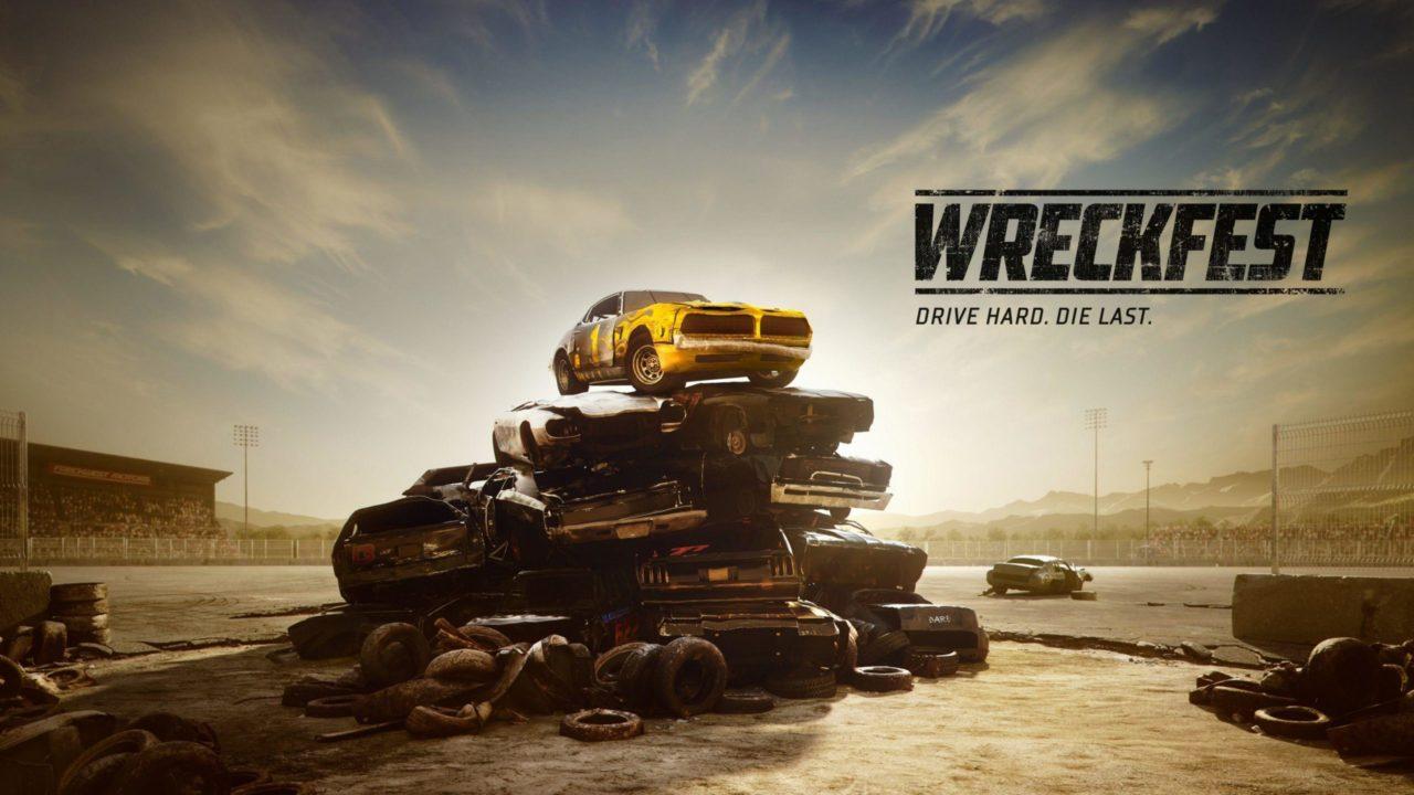 Découvrez 20 minutes de gameplay de Wreckfest sur PS5 jusqu'en 4K