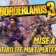 Borderlands 3 mis à jour pour le cross play