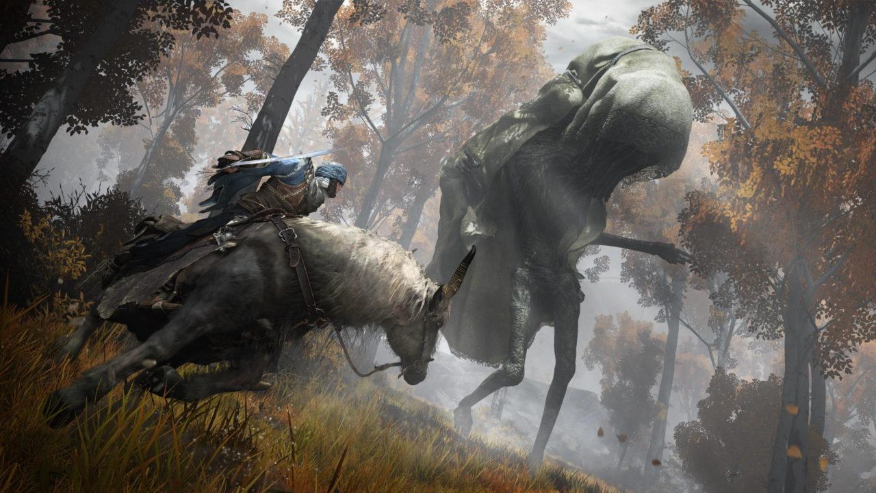 E3 2021 – Elden Ring se montre enfin vidéo et images à l'appui