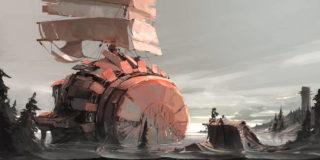 Frontier annonce l'édition de Far Changing Tides