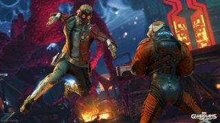 Square Enix détaille les specs de la version PC de Guardians of the Galaxy