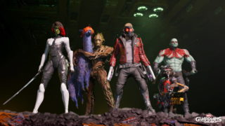 Un focus sur l'histoire de Marvel's Guardians of the Galaxy dans une nouvelle vidéo