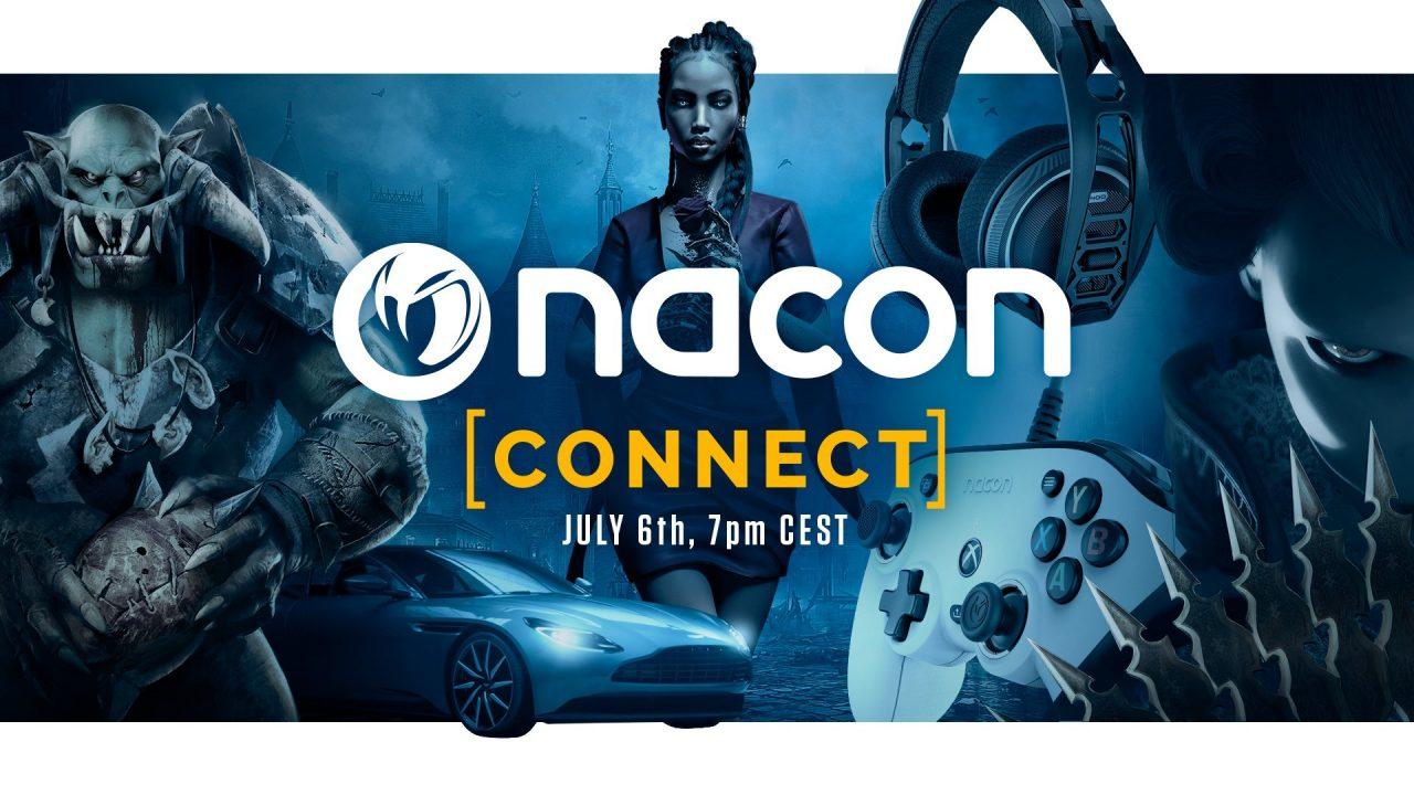Nacon annonce son Nacon Connect pour juillet prochain