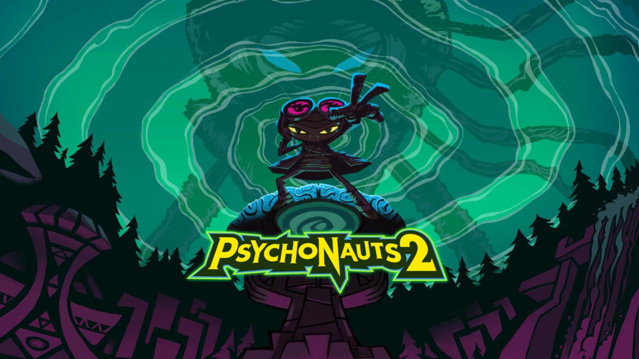 Découvrez Psychonauts 2 sur Xbox Series X jusqu'en 4K HDR 60FPS
