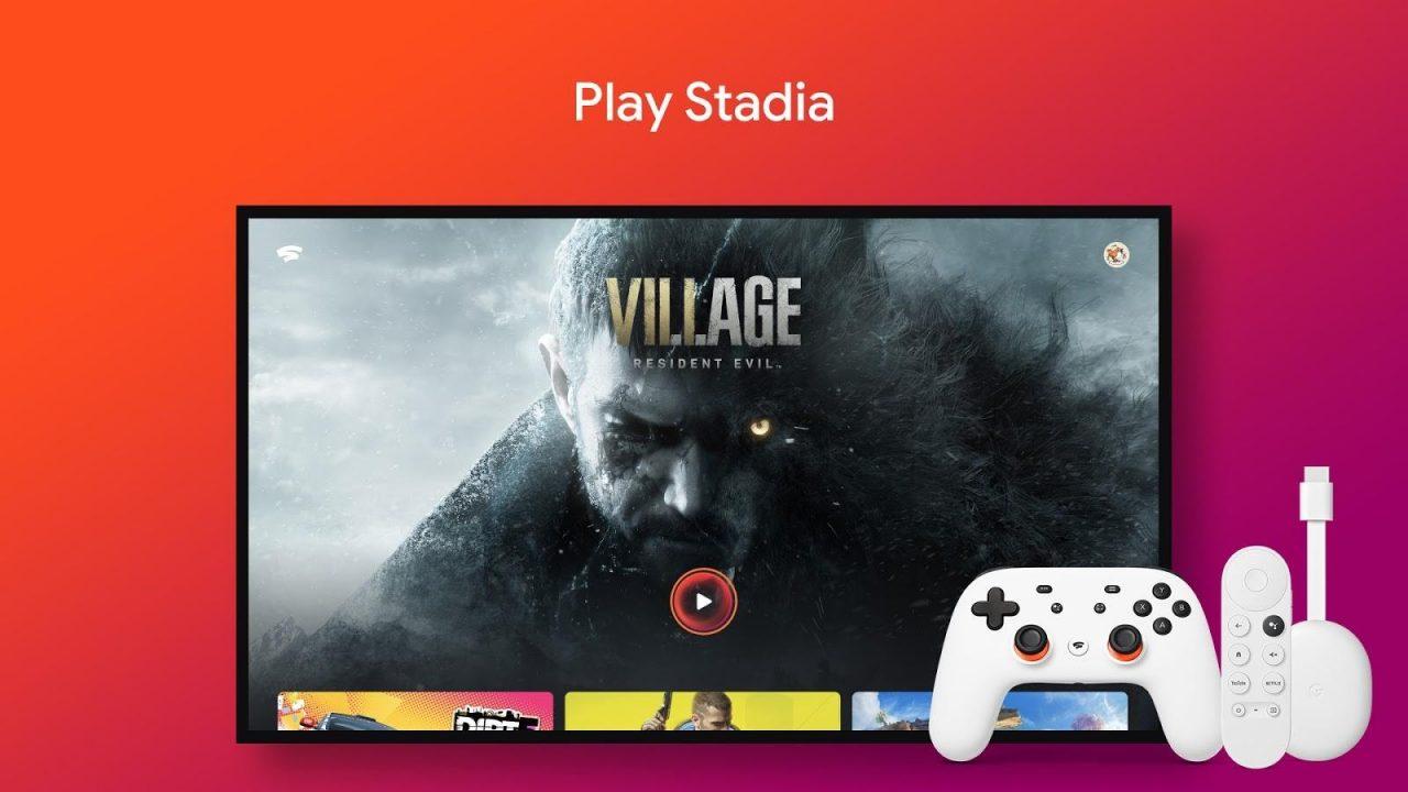 Stadia disponible sur de nouveaux appareils dès le 23 juin