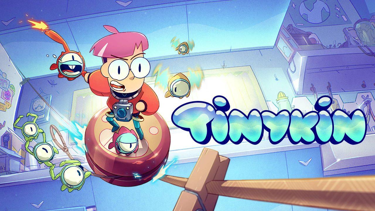 Tinykin, un nouveau jeu de plateforme par des anciens d'Ubisoft