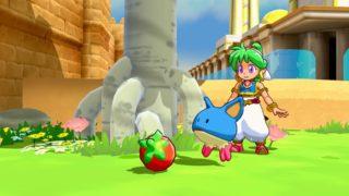 Wonder Boy Asha in Monster World Images