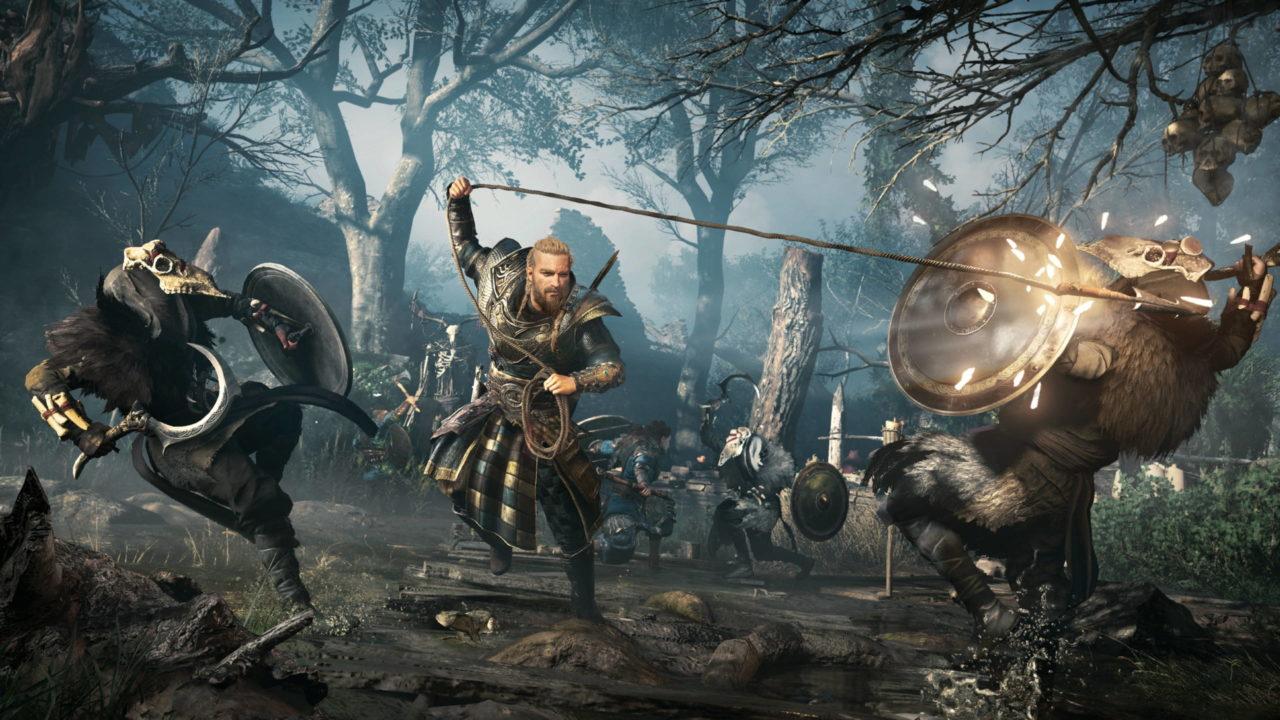 Le second DLC d'Assassin's Creed Valhalla