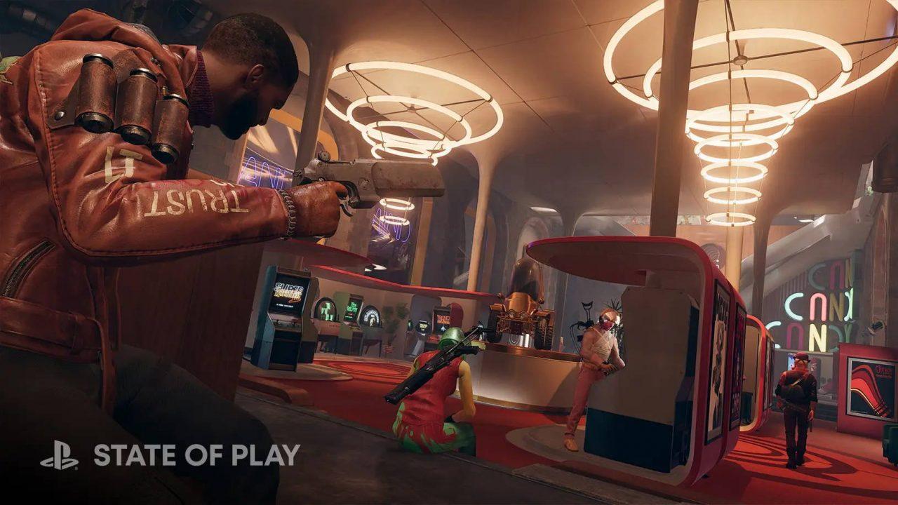 Arkane Lyon montre du gameplay de son futur Deathloop