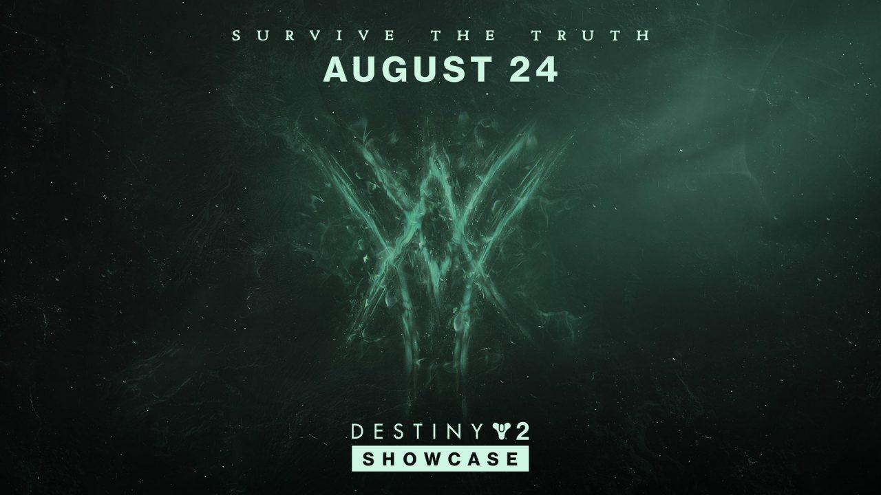 Bungie annonce son showcase Destiny 2 pour fin août