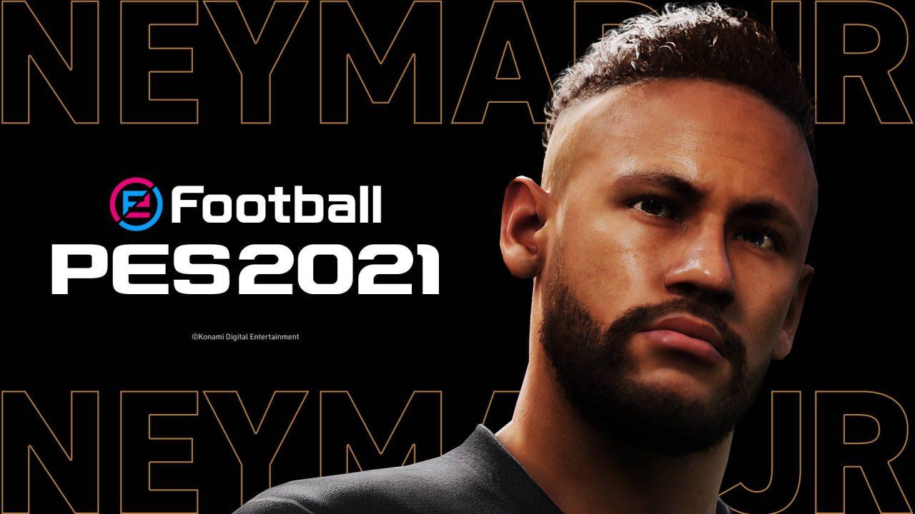 Neymar Jr devient le nouvel ambassadeur des eFootball PES de Konami