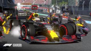 Nouvelle vidéo et nouvelles images de F1 2021