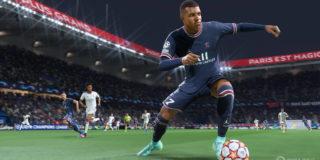 Nouvelles images et vidéo de FIFA 22