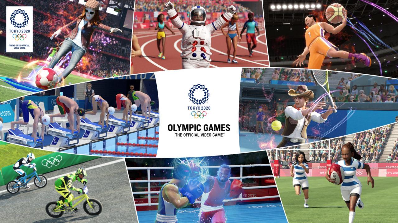 Découvrez quelques épreuves des Jeux Olympiques de Tokyo 2020 sur PS5