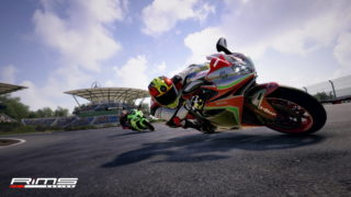 Premières images et vidéo pour la simulation de moto RiMS Racing