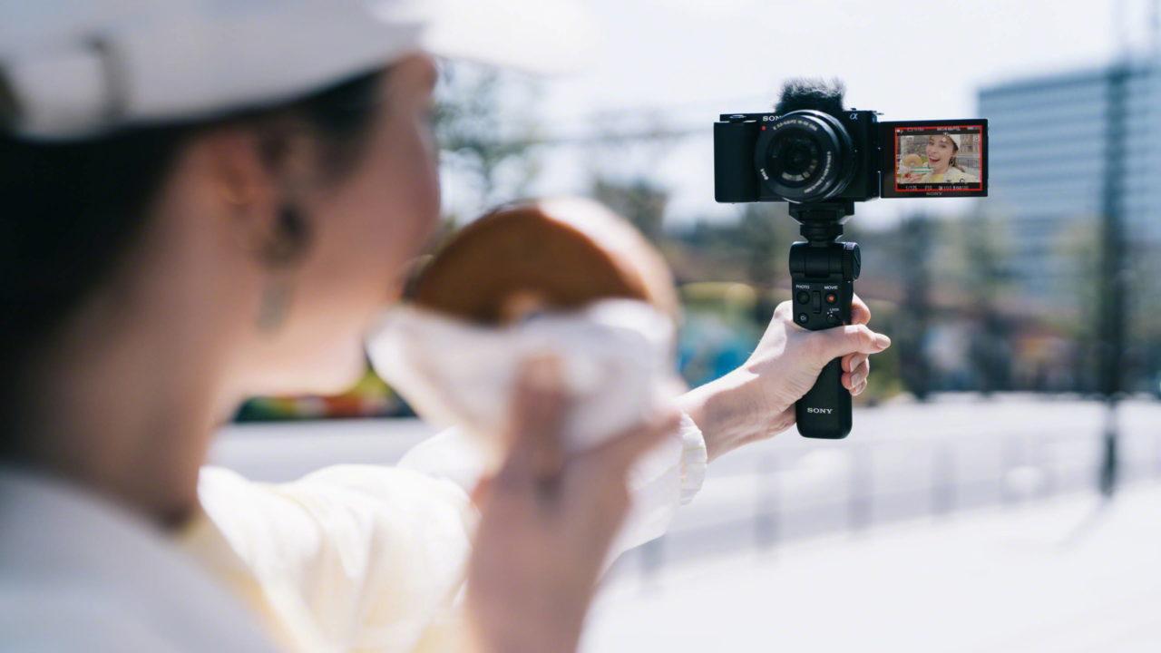 Sony dévoile enfin son appareil photo ZV-E10