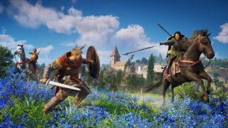 Le second DLC d'Assassin's Creed Valhalla disponible