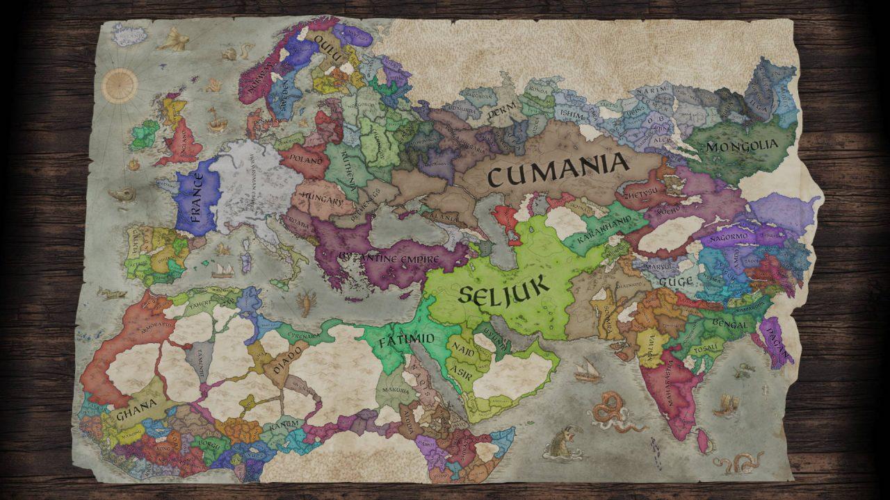 Crusader Kings III annoncé sur consoles
