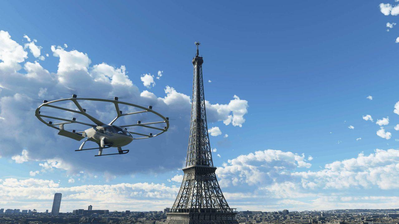 Nouvelles mises à jour pour Microsoft Flight Simulator