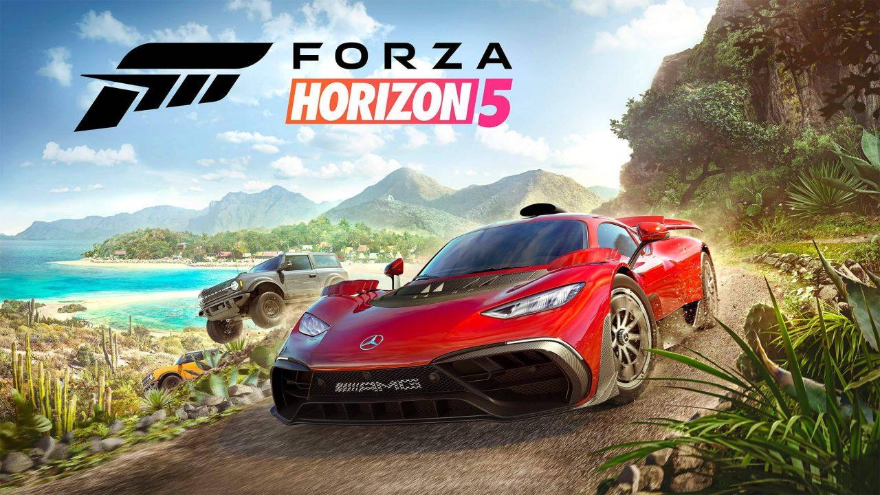 Nouvelle vidéo de gameplay de Forza Horizon 5