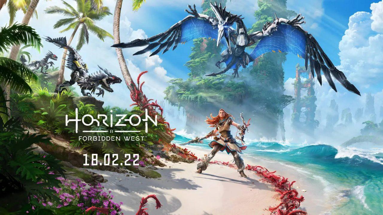 Horizon Forbidden West n'arrivera qu'en février 2022