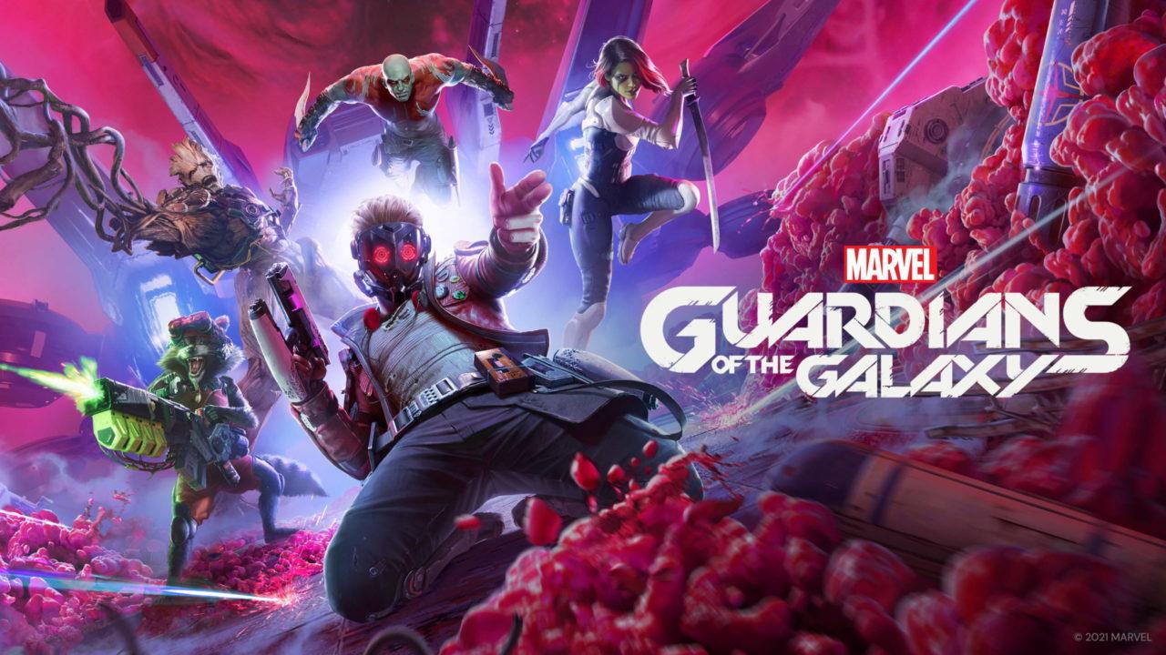 Une nouvelle vidéo pour Marvel's Guardians of the Galaxy