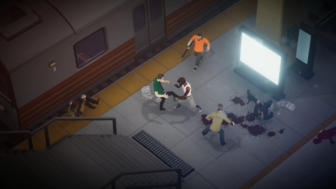 Midnight Fight Express – Un jeu d'action bien punchy