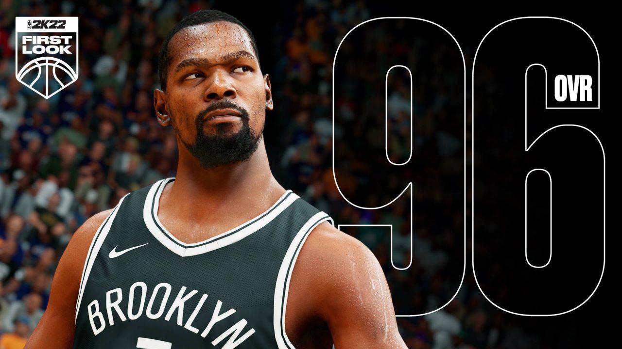 Découvrez un match de NBA 2K22 jusqu'en 4K HDR