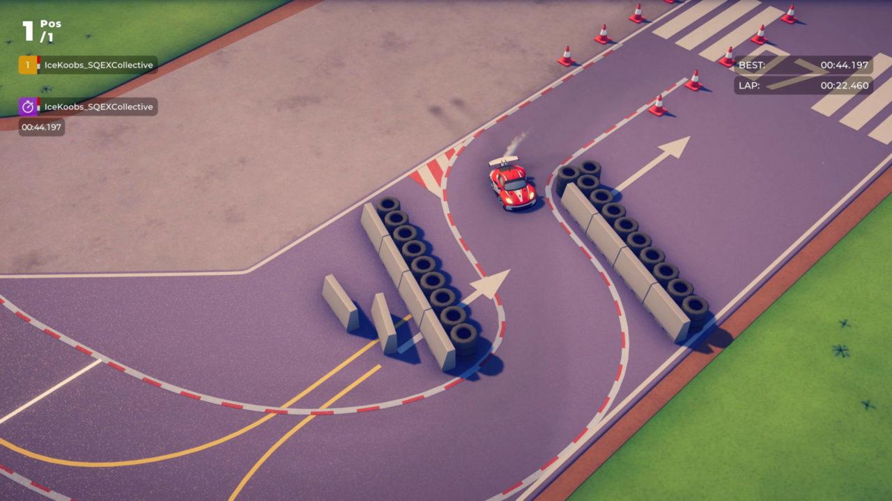 Square Enix signe avec Top Gear pour son jeu de course Circuit Superstars