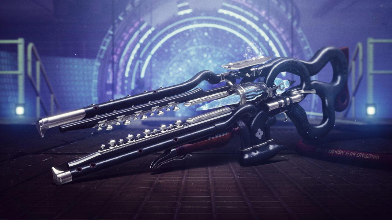 Destiny 2 – Comment obtenir le fusil à rayon exotique le Sceptre d'Ager