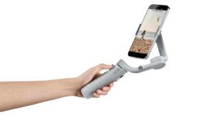DJI annonce son nouveau stabilisateur pour mobiles, le DJI OM5