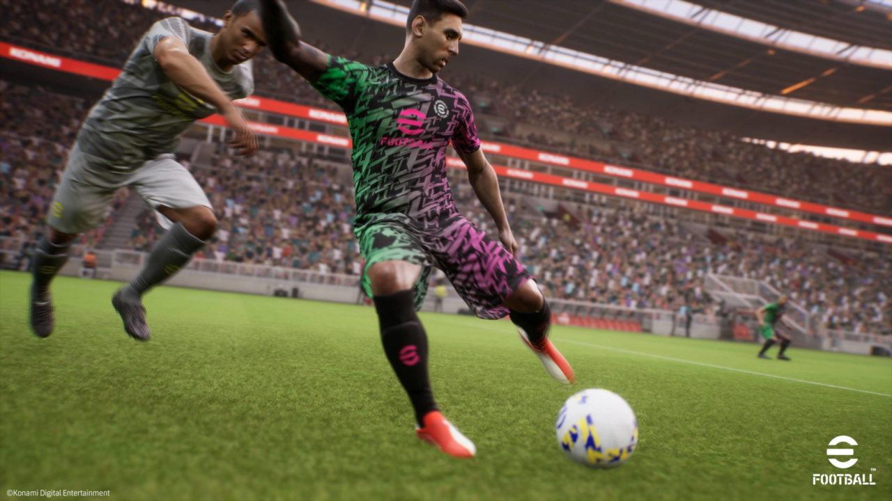 eFootball 2022 : Configurations PC et nouvelles images