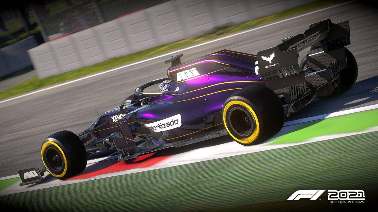 Codemasters propose une mise à jour gratuite pour F1 2021