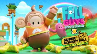 AiAi de Super Monkey Ball débarque sur Fall Guys