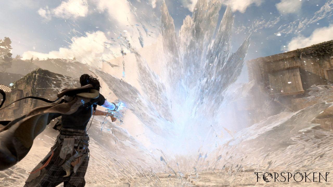 Square Enix montre du nouveau gameplay de son intriguant Forspoken