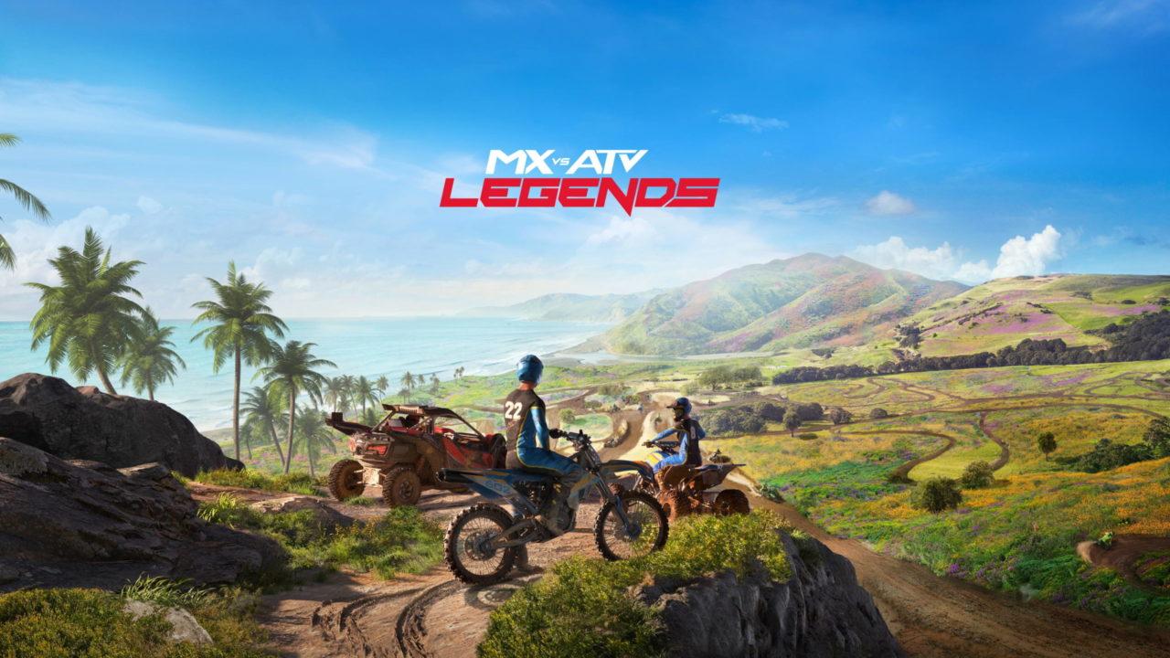 MX vs ATV Legends annoncé PC et consoles