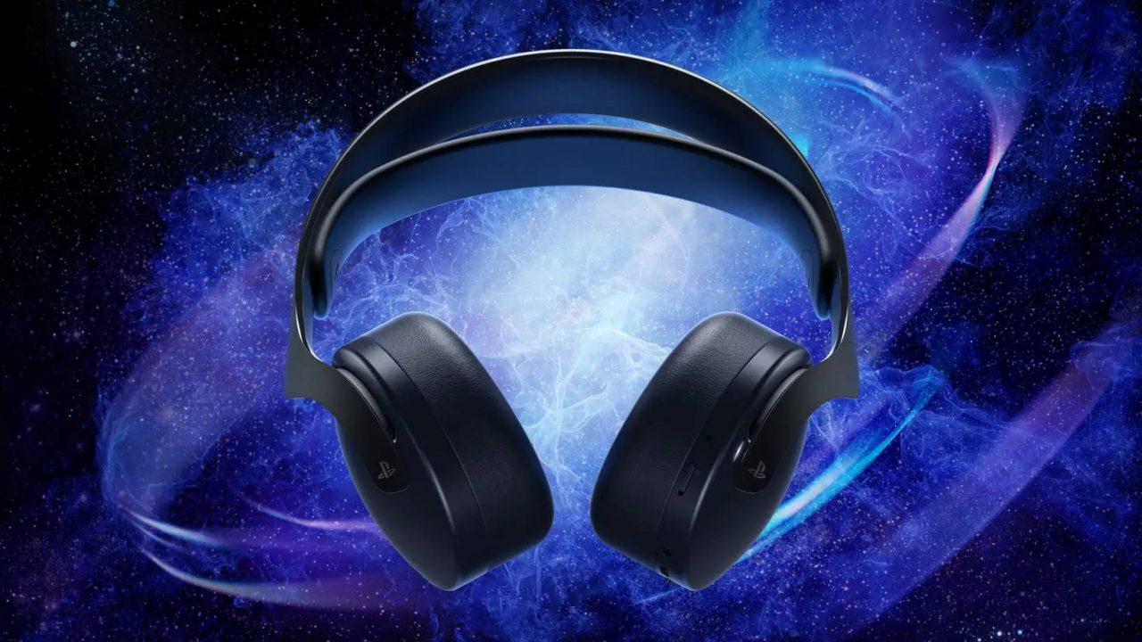 Sony annonce la version noire de son casque gaming Pulse 3D