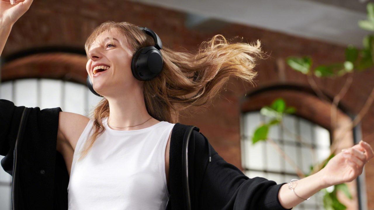 Sony annonce deux nouveaux casques audio