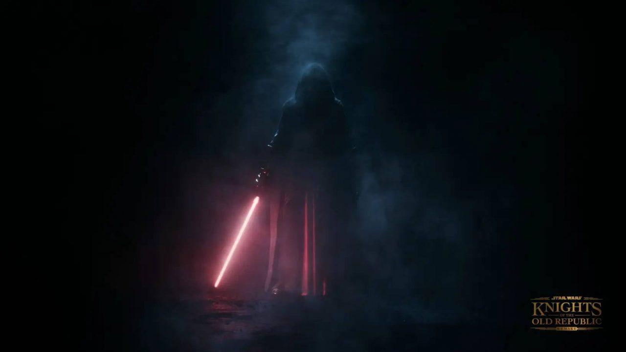 Le remake de Star Wars Knights of the Old Republic annoncé sur PS5