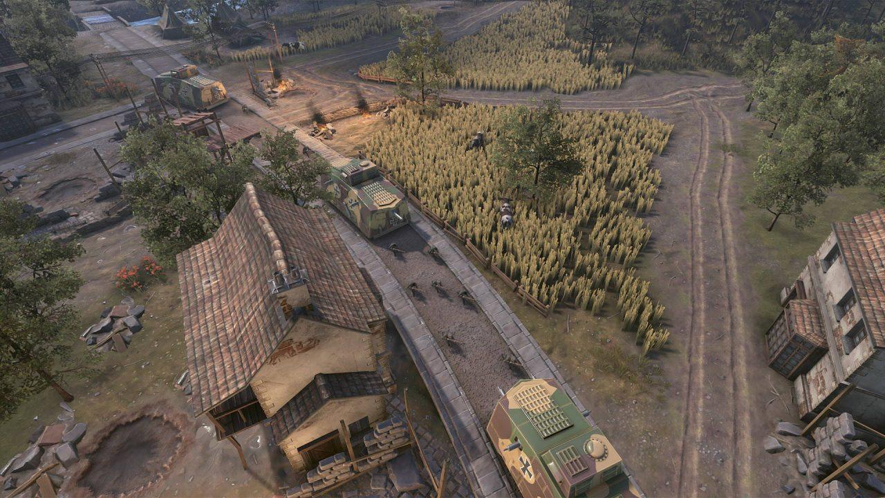 Gérez un hôpital de guerre avec War Hospital chez Nacon