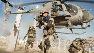 EA et DICE dévoilent le mode Hazard Zone de Battlefield 2042