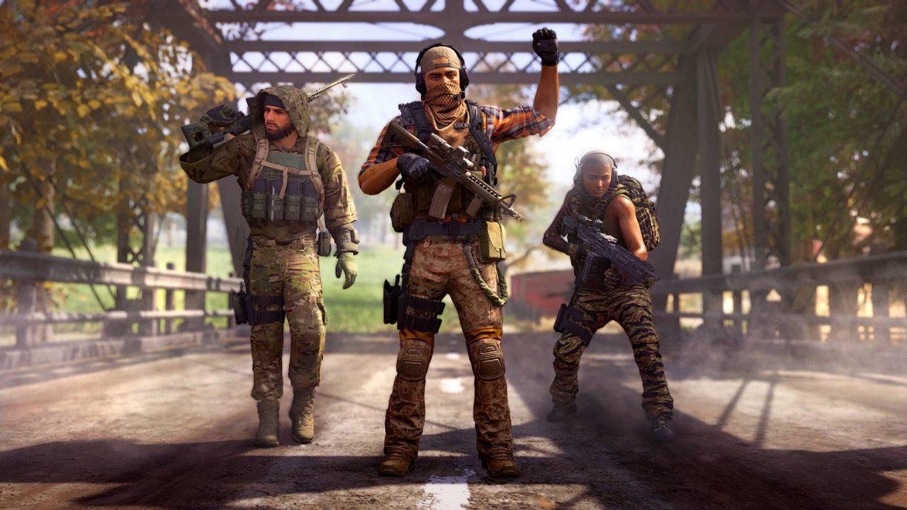 Ubisoft se lance dans un autre battle royale avec Ghost Recon Frontline