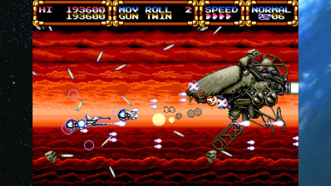 Le retour d'un classique du shoot'em up sur Mega Drive avec Greylancer