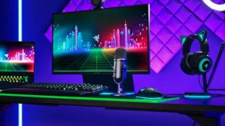 Razer lance deux nouveaux modèles de microphones pour les streamers