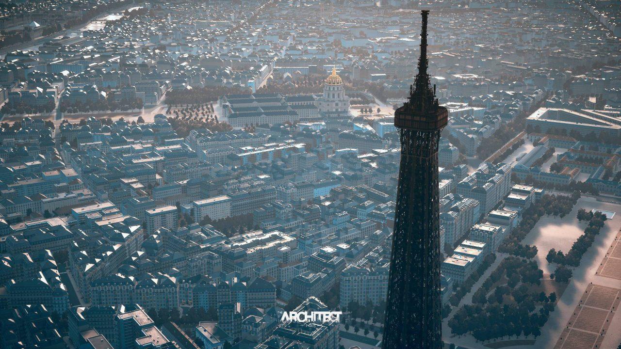 Réimaginez Paris avec le jeu de construction The Architect Paris